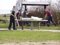 Berufsfeuerwehrtag vom 19.-20.04.2006