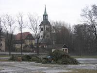 Weihnachtsbaumverbrennen 2008