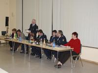 Jahreshauptversammlung im OVZ, 29.02.2008