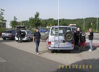 Besuch der Partnerwehr Aschach, 30.05.-01.06.2008