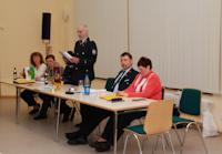 Jahreshauptversammlung, 13.03.2009