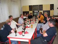 Besuch der Partnerwehr aus Aschach, 08.-10.05.2009