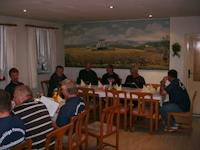 Kegelabend in Heeselicht, 02.10.2009