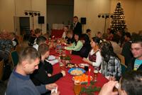 Weihnachtsfeier im OVZ, 11.12.2010