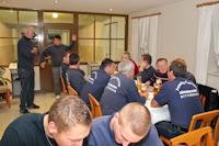 Kegelabend in Heeselicht, 11.11.2011