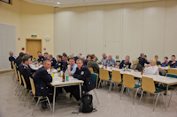 Jahreshauptversammlung im OVZ, 14.03.2014