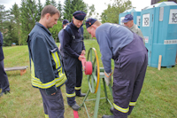 Gaudiwettkampf in Rennersdorf, 13.06.2014