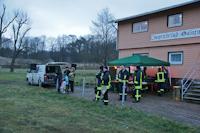 Weihnachtsbaumverbrennen in Dittersbach, 17.10.2015
