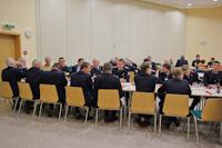 Jahreshauptversammlung im Orts- und Vereinszentrum, 06.03.2015