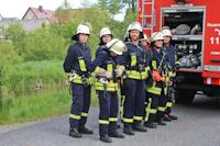 Gruppenwettkampf in Porschendorf, 18.05.2019