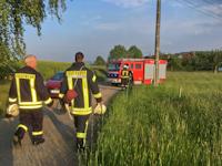 Tierrettung in Dittersbach, 25.05.2019