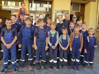 13. Kinotag der Jugendfeuerwehren in Pirna, 12.10.2019