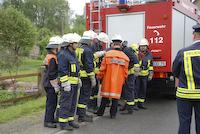 Gruppenwettkampf in Dittersbach