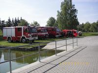Gruppenwettkampf am 17.05.2008 in Dobra