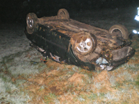 Verkehrsunfall, 06.04.2009