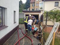 Technische Hilfe in Dittersbach, 21.09.2014