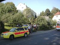 Verkehrsunfall 21.09.2006